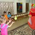 «К нам приехал цирк!!!» Развлечение для детей средней группы