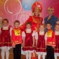«Росиночка»— выступление на благотворительном концерте