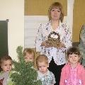 Игра-занятие «В гостях у медведя» в младшей дошкольной группе