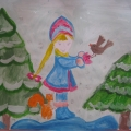Наше участие в конкурсе «Мир сказок»