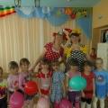 Фотоотчёт о проведении праздника «День смеха!»