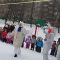 Фотоотчет о проведении Олимпийской недели в детском саду