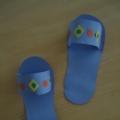 Конструируем обувь (тапочки)