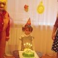 День рождения Веронички в детском саду