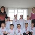 Наше участие в районном конкурсе марийской песни и танца