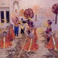 Осенний утренник «Дорога на мельницу», 2012, ДОУ №28 «Хрусталик»