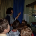 Экскурсия в краевую библиотеку с детьми подготовительной группы.