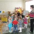 Интегрированное занятие в младшей группе  «Дымковская игрушка— лошадка»