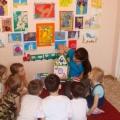 Дидактическое пособие «Теремок» для знакомства с русской народной игрушкой