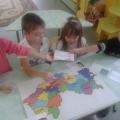 «Путешествия по городам Мордовии». Дидактические игры регионального компонента