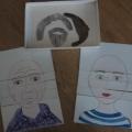 Дидактическая игра «Семейный портрет»