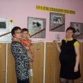 «Сердцем к подвигу прикоснись» Выставка посвященная 70 лет освобождения Зверево от фашистов.