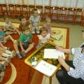 Развлечение для детей среднего дошкольного возраста «Снеговик-Почтовик»