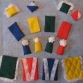 Дидактическая игра для детей раннего возраста «Спи, младенец мой прекрасный»