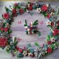 Венок цветов