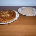 Пирог из блинов. Рецепт