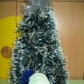 В детском саду прошел конкурс «Новогодние превращения»