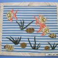 Выставка детских работ «Аппликация из ткани»