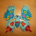 Бабочка-красавица.