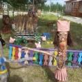 Оформление территории детского сада «Ягодка»