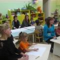 Творческая мастерская с родителями. Мероприятие в детском саду
