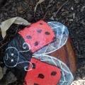 Творческое развитие детей с помощью изобразительного искусства. Украшение камней на участке