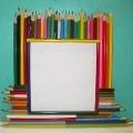 Рамочки из карандашей