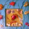 Оформление в детском саду уголка морской тематики