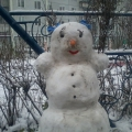 Празднуем «День снеговика»!