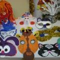 Конкурс «Лучшая Карнавальная маска»