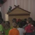 Весенний досуг для детей 1 младшей группы «В гости к Солнышку»