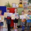 Пять первых мест во Всероссийском творческом конкурсе рисунков «Моя семья!»!
