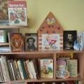Книжный уголок «Книжкин дом»