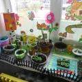 «Огород на окне», в подготовительной группе, по сказке «Пых»
