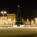 Новогодние традиции в Мончегорске.