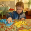 Умелые руки не знают скуки. Обучение детей технике оригами