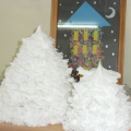«Новый год— любимый праздник». Новогоднее творчество детей и взрослых нашей группы