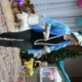 В конце ноября в нашем детском саду прошёл праздник посвящённый Дню Матери.