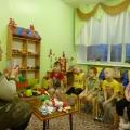 Конспект образовательной деятельности с детьми старшей группы «Игрушки наших прабабушек».