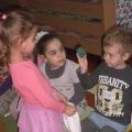 Конспект интегрированного занятия в средней группе. Тема: «Круг и шар. Масленица.»