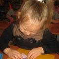 Детский дизайн. Оформление группы к новогоднему празднику. «Снежинка»— оригами