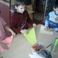 Мастер-класс «Рождественская звезда»— ручной труд в подготовительной группе