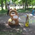 «Лучший участок». Конкурс в детском саду