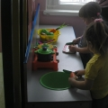 Сценарий игры-ситуации «Обед для кукол»