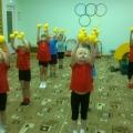«Пожарные на учениях». Конспект открытого физкультурного занятия в средней группе