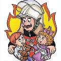 Занятие в игровой форме «Юные помощники пожарных»