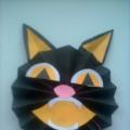 Мастер-класс. Непослушный кот из бумаги