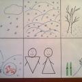 Конспект занятия по развитию речи в подготовительной группе «Зимушка-зима»
