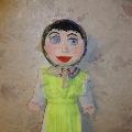 Кукла своими руками, в национальном марийском костюме.