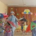 Развлечение для детей 4–6 лет «Праздник летних дождей»